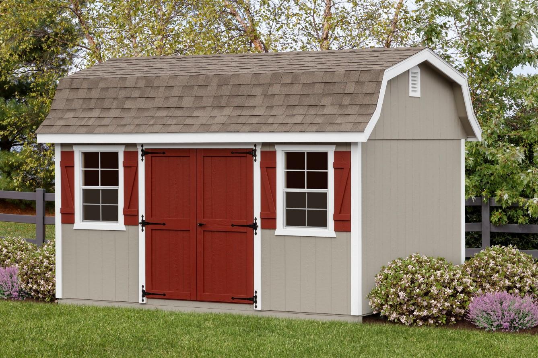 10'x14' Colonial Dutch Barn
