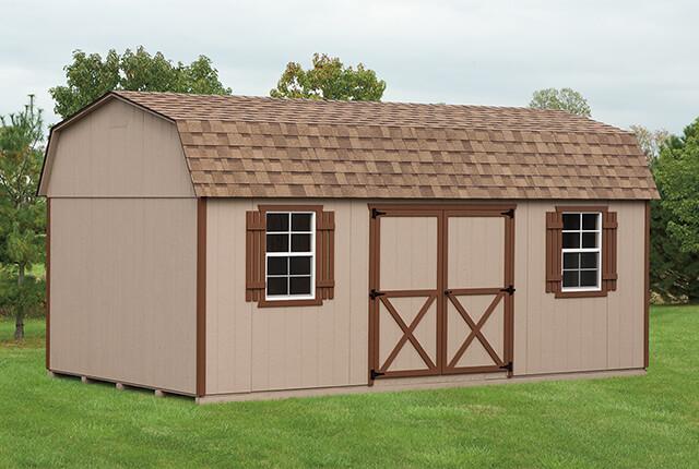 12'x20' Dutch Barn